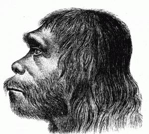 Реконструкция на неандерталец