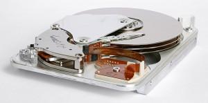 Съвременен хард диск. Снимка: Eric Gaba