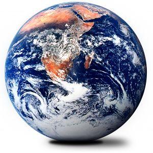 Масата на въглерода в живите организми до сега е оценявана на 1 трилион тона.