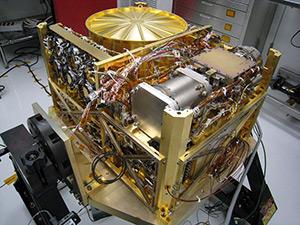 """Апаратът SAM (абревиатура от английски на """"анализ на проби на Марс""""), с помощта на който Кюриосити ще изследва въздуха на червената планета. Снимка: NASA/GSFC/SAM"""