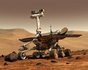 Роувърите се оказаха много по-издръжливи от очакваното. Изображение: НАСА