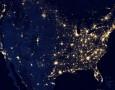 """<p>Това видео на нощната Земя с висока резолюция (1080p) е копозитно сглобено от изображения снети от сателита Suomi NPP в течение на девет дни през април 2012г. и тринадесет дни … <a href=""""http://www.nauteka.bg/sciences/video/noshtnata-zemya-ot-kosmosa-video/"""" class=""""read_more"""">още</a></p>"""