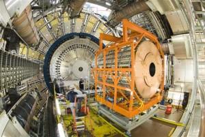 При възобновяване на основната работа на Големия адронен колайдер през 2015г. енергията на сблъсъците ще бъде почти 2 пъти по-висока. Снимка: CERN