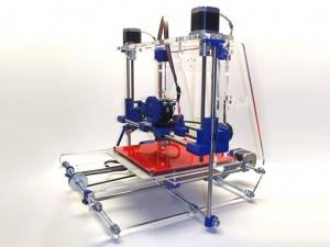 3D принтер на компанията Airwolf 3D. Холандския архитект Яняп Руисенар смята да приложи новаторската технология в по-голям мащаб. Снимка: Eva Wolf/Airwolf 3D