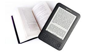 Библиотек ще е първата в света библиотека, в която традиционните книги ще бъдат заменени с дигиталния им еквивалент. Библиотеката ще разполага със 100 устройства за четене на е-книги. Снимка на е-четец: Maximilian Schönherr