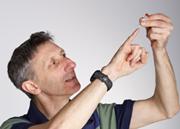 Ник Голдман - ДНК е издръжлив информационен носител с много голям капацитет. Снимка: EMBL
