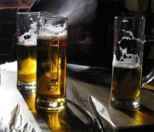 С по-нататъшни изследвания откритието може да бъде използвано като превантивна мярка или антидот за алкохолна интоксикация, казват учените. Снимка: UCLA