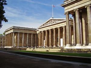 Британският музей в Лондон, основан през 1753г. Снимка: Ham