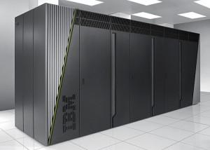 JuQueen е Blue Gene/Q система, разработена от IBM. Снимка: IBM