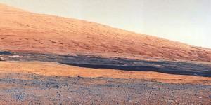 В миналото на Марс е имало условия, подходящи за съществуването на микроорганизми, смятат учените от NASA. Снимка: NASA/JPL-Caltech/MSSS