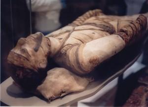 Компютърната томография на 137 мумии показала, че при една трета от тях има признаци на атеросклероза - запушване на кръвоносните съдове, което може да доведе до инфаркт и инсулт. Снимка: Klafubra