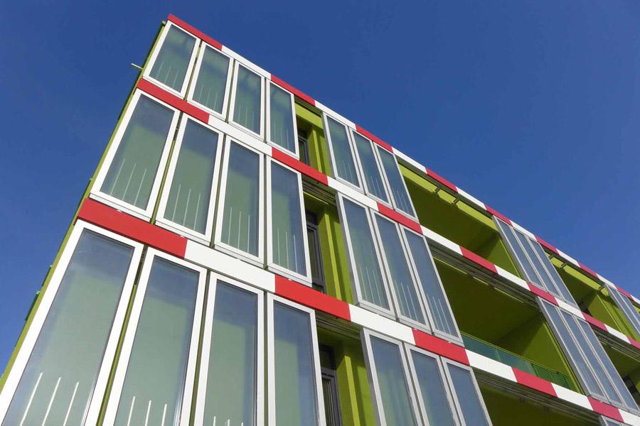 """Сградите, като тази в Хамбург, ще стават все по-разпространени в бъдещето, смятат от """"Аруп"""" (кликни за по-голяма версия). Снимка: Arup"""