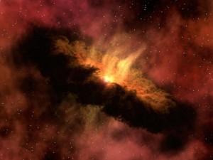 Илюстрация на формирането на Слънчевата система. Според учените животът се е зародил преди около 10 милиарда години и е предшествал появата на Земята. Изображение: NASA/JPL-Caltech