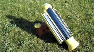 Прототип на Solar Kettle. Снимка: James Bentham