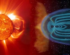 Според учените, ако Слънцето еволюира по същия начин като новооткрития му двойник, цялата вода на Земята ще се изпари. Изображение: NASA