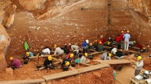 Разкопки в Атапуерка през 2008 г. Снимка: Mario Modesto Mata (CC BY-SA 3.0)