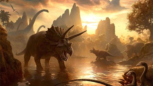 Учените смятат, че студенокръвните динозаври не биха имали нужната физическа сила да ловуват други животни и да доминират над бозайниците. Изображение: Creative Commons