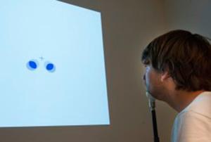 Илюзия на сблъскващи се обекти. Снимка: Karolinska Institutet