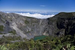 Вулканът Ирасу в Коста Рика. Снимка: Rafael Golan (CC BY-SA 3.0)