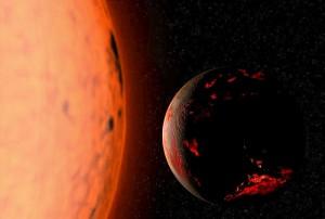 След 1,75-3,25 милиарда години Слънцето ще изпари всичката вода от повърхността на Земята. Илюстрация: Fsgregs/Wikipedia (CC BY-SA 3.0)