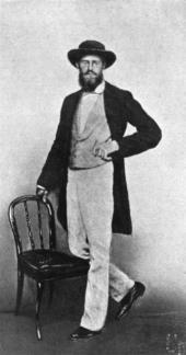 Алфред Уолъс в Сингапур, 1862