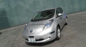 """Колата, създадена от """"Нисан"""", може да се кара сама. Снимка: Nissan"""