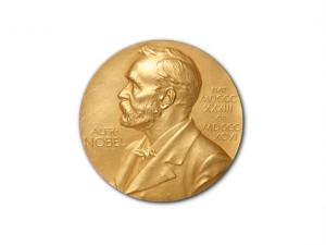 Нобеловият медал за физиология или медицина, връчен през 1950 г. Снимка: Jonathunder