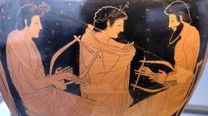 Музиката може да разкрие събития от историята на човечеството по същия начин, по който това правят фрагменти от древни глинени съдове или пък човешки кости, сочат резултатите от изследване.