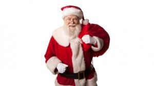 Дядо Коледа, благодарим ти!