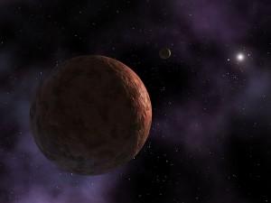 Новата планета може би изглежда като Седна, показана тук. Изображение: NASA/JPL-Caltech