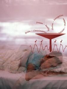 Според учените с проучването се демонстрира лесен и неинвазивен начин да се подобри съня и запаметяването. Изображение: Neuron, Ngo et al.