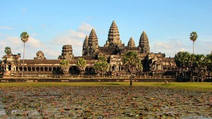 Комплексът Ангкор Ват. Снимка: Bjørn Christian Tørrissen (CC BY-SA 3.0)