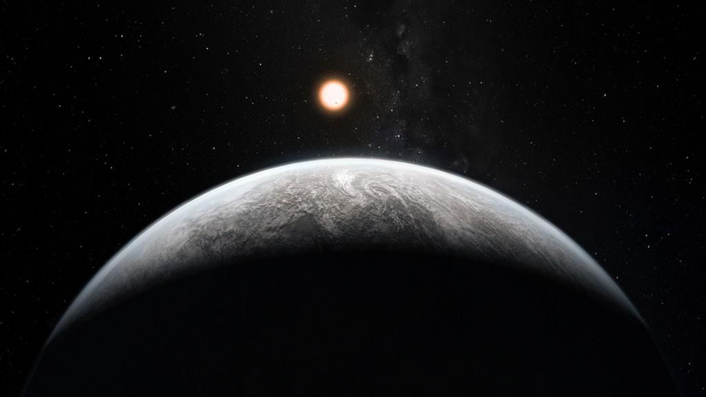 Илюстрация: ESO/M. Kornmesser (CC BY 3.0)