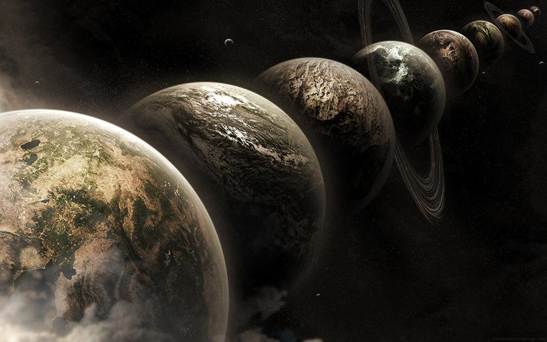 Големият адронен колайдер може да потвърди съществуването на паралелни вселени.